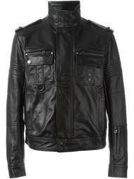 куртка с накладными карманами  Diesel Black Gold