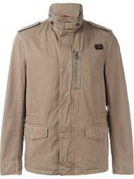 куртка в стиле милитари Fay