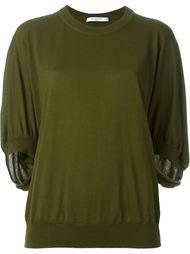 свитер с короткими рукавами Givenchy