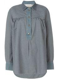 джинсовая рубашка  Chloé