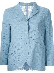 ажурный пиджак Nina Ricci