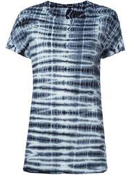 футболка с узором  Proenza Schouler