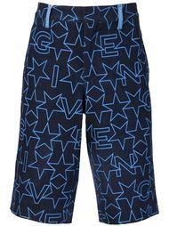 джинсовые бермуды Givenchy