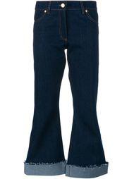 укороченные джинсы Natasha Zinko