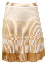плиссированная юбка  Maison Ullens