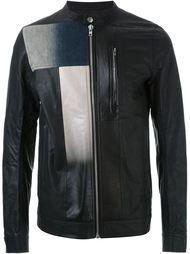 куртка с лоскутным дизайном Rick Owens