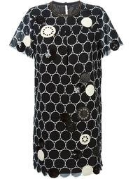платье с вышивкой  Marc By Marc Jacobs