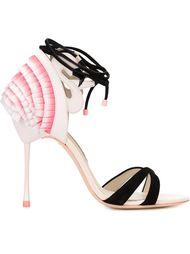босоножки 'Flamingo frill' Sophia Webster