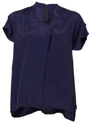 блузка с короткими рукавами  Ilaria Nistri