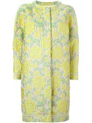 летнее пальто из парчи  Ermanno Scervino