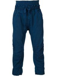 брюки с эластичным поясом Haider Ackermann