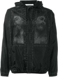 куртка-ветровка с принтом Christ Givenchy