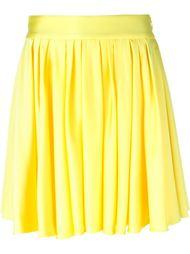 плиссированная юбка мини Fausto Puglisi