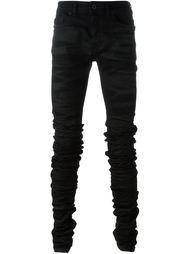 джинсы кроя скинни   Diesel Black Gold