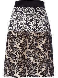 юбка с пайетками  Emanuel Ungaro