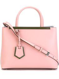 средняя сумка-тоут '2Jours' Fendi