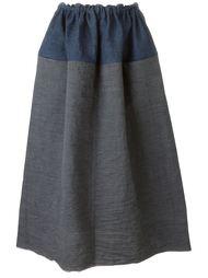юбка с панельным дизайном  Daniela Gregis