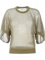укороченный свитер Givenchy