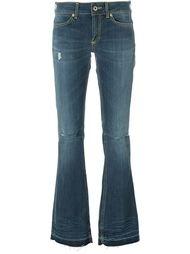 расклешенные джинсы  Dondup