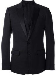 жаккардовый выходной пиджак Dolce & Gabbana