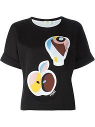 футболка 'ID-EA'  Fendi