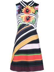 платье 'Alpina' с цветочным узором Mary Katrantzou