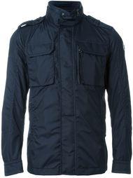 куртка в стиле милитари  Moncler