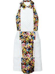 платье 'Amblie' с цветочным принтом  Mary Katrantzou