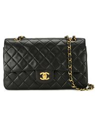 сумка на плечо с откидным клапаном Chanel Vintage