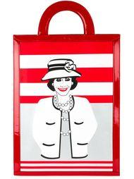 сумка-тоут  'Mademoiselle'  Chanel Vintage
