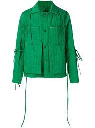 дутая куртка на пуговицах Craig Green