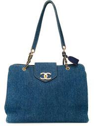 сумка-тоут 'Supermodel' Chanel Vintage