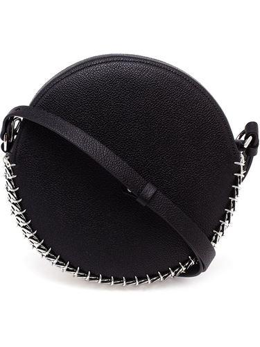 круглая сумка 'Chain-Mail' Paco Rabanne