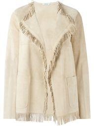 пиджак с бахромой P.A.R.O.S.H.