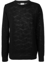 свитер с узором S.N.S. Herning