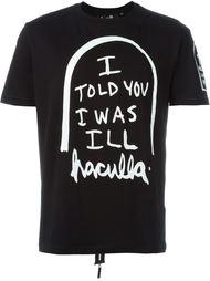 футболка 'Tombstone'  Haculla
