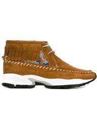 ботинки чукка на резиновой подошве Philippe Model