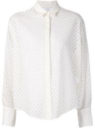 блузка в горошек Iro