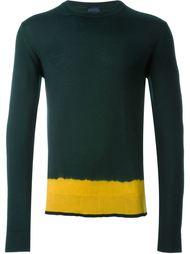 свитер с принтом тай-дай Lanvin