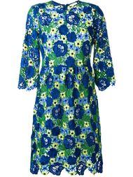 кружевное платье миди P.A.R.O.S.H.