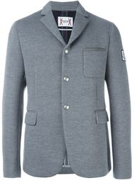 пиджак с застежкой на три пуговицы Moncler Gamme Bleu