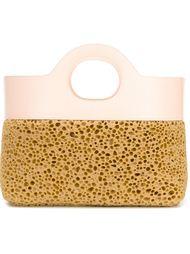 сумка-тоут из искусственной губки Zilla
