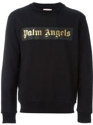 толстовка с логотипом Palm Angels