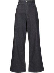 расклешенные брюки Rosetta Getty