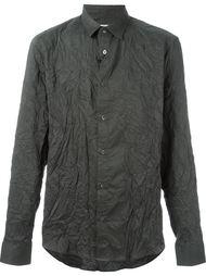 рубашка с мятым эффектом Kenzo