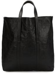 большая кожаная сумка-тоут  Zilla