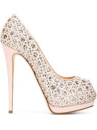туфли с открытым носком Giuseppe Zanotti Design