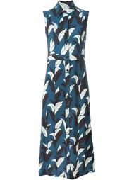 длинное платье-рубашка 'Una' Wood Wood