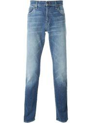 джинсы кроя слим 'Tyler'  J Brand