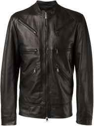 кожаная куртка Vivienne Westwood Man